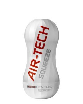 "Masturbatorius ""Air-Tech Squeeze Gentle"" - Tenga"