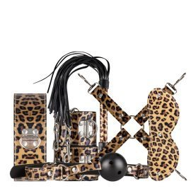 "Erotinis rinkinys poroms ""Secret Pleasure Chest Wildcat"" - Loveboxxx"