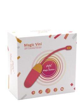 """Išmanusis vibruojantis kiaušinėlis """"Vini Orange"""" - Magic Motion"""