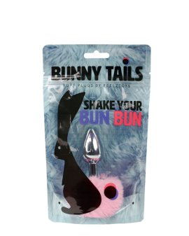 """Rožinis analinis kaištis """"Bunny Tails"""" - Feelztoys"""