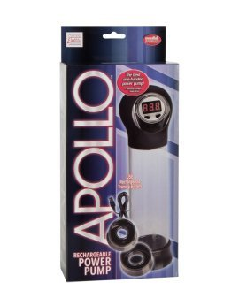 "Automatinė penio pompa ""Apollo Rechargeable Power Pump"" - CalExotics"