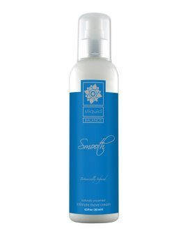 "Skutimosi kremas moterims ""Smooth Naturally Unscented"", 255 ml - Sliquid"