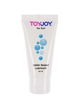 "Vandens pagrindo lubrikantas ""Water Based. For Fun"", 30 ml - ToyJoy"