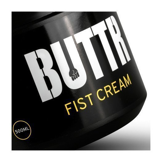 "Silikono pagrindo analinis kremas ""Fist Cream"", 500 ml - Buttr"