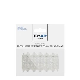 "Skaidri penio mova ""Power Stretchy Sleeve"" - ToyJoy"