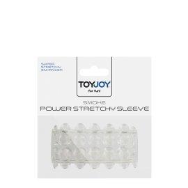 "Skaidri penio mova ""Power Stretchy Sleeve"" - ToyJoy"