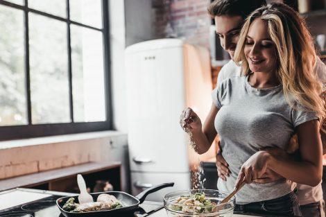 10 maisto produktų gerinančių seksualinį gyvenimą