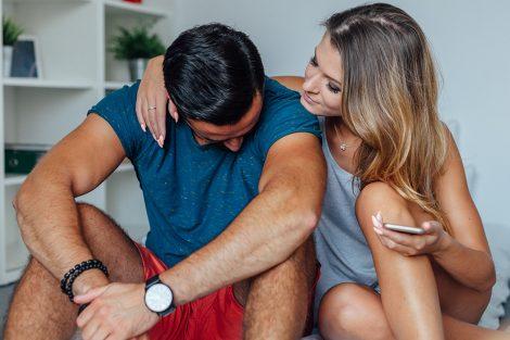 Kodėl vyras nenori mylėtis?