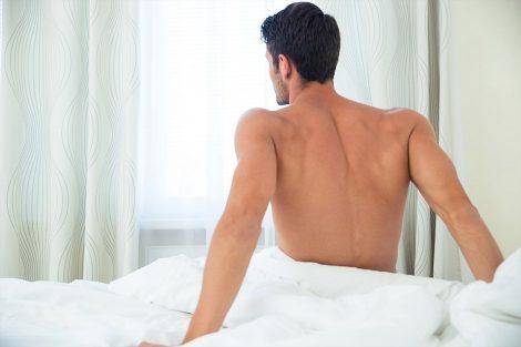 Vyrų masturbacija